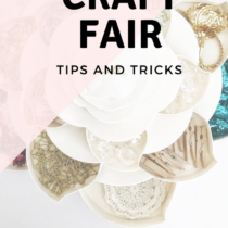2018 Craft Fair Tips and Tricks from StampinFool.com
