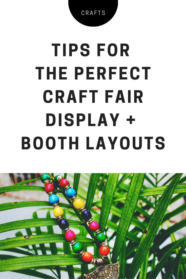 logo for craft fair tips