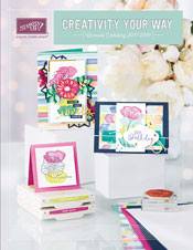 NEW 2017- 2018 Stampin' Up! Catalog from StampinFool.com