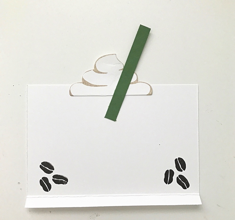 DIY Make It: Coffee Gift Card Holder from StampinFool.com