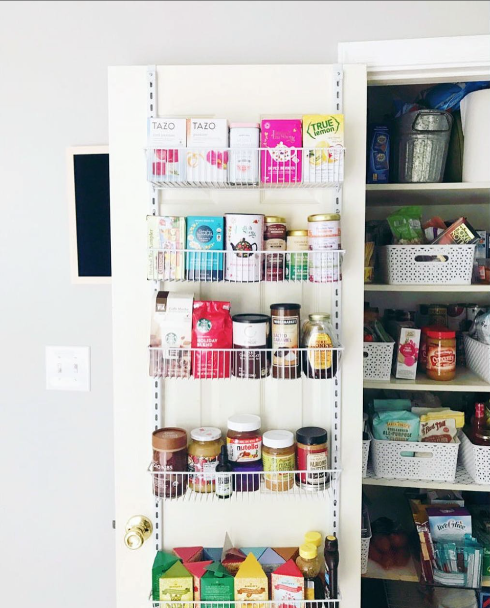 Pantry Goals: Ten tips to Organize your Pantry from StampinFool.com