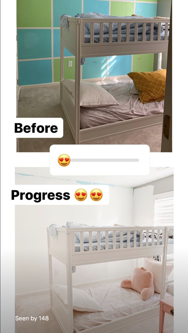 Choosing White Paint for a Bedroom- How to pick out Undertones from Stampinfool.com