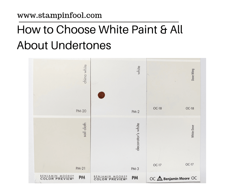 How to Choose White Paint _Benjamin Moore