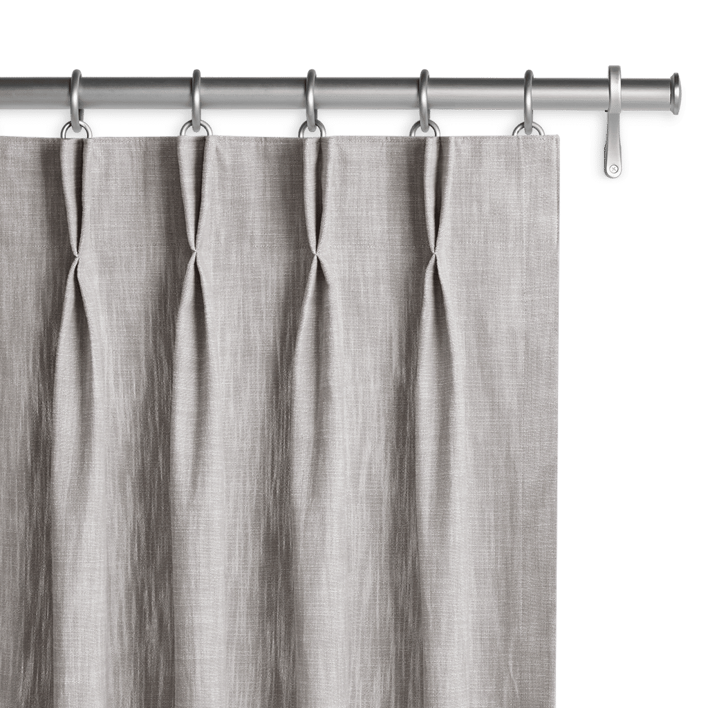 All about drapery panels and window treatments