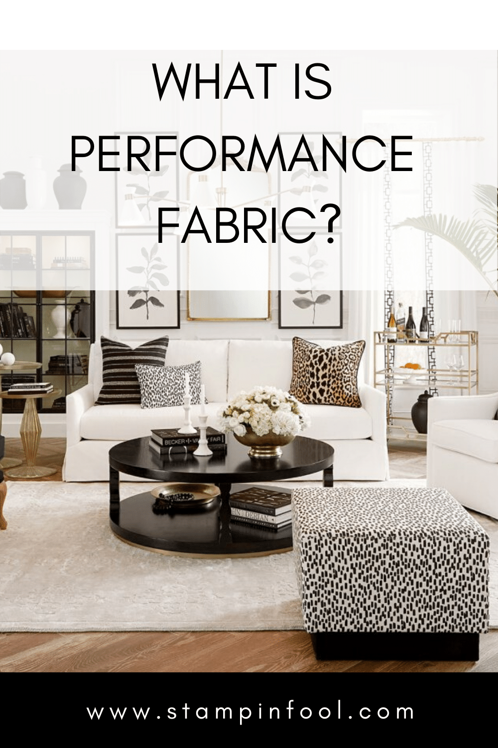 What is performance fabric? Performance Fabric 101: Everything you need to know about choosing a performance fabric for your family friendly sofa