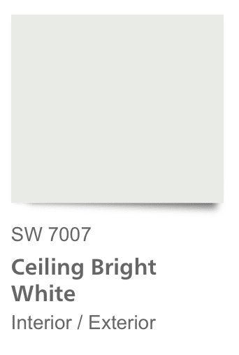 Sherwin Williams Ceiling White: Sherwin Williams Best White Paint Colors