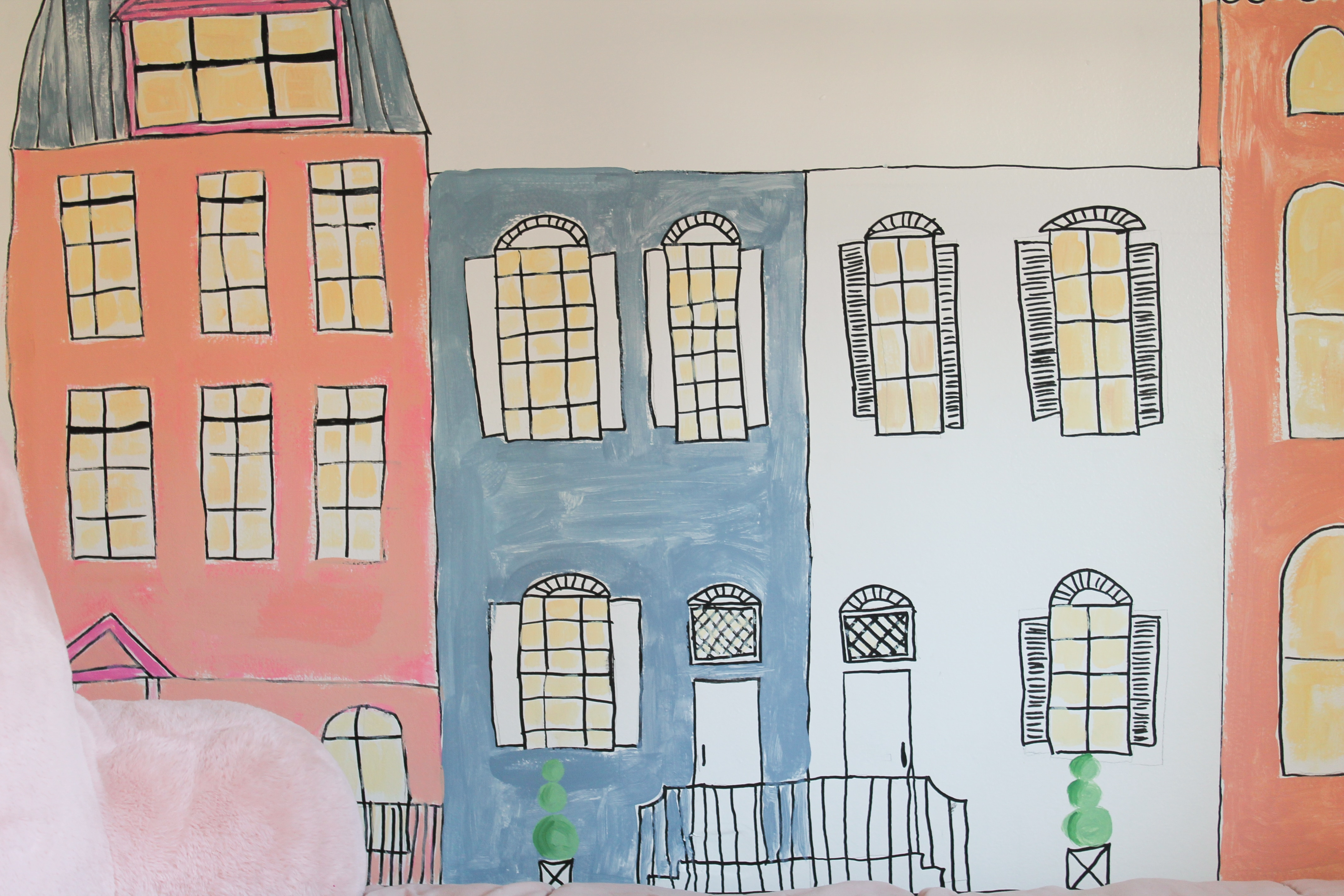 How to Paint a Wall Mural: The DIY Step by Step Guide