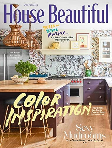 35 Top Interior Decorating Magazines: House Beautiful