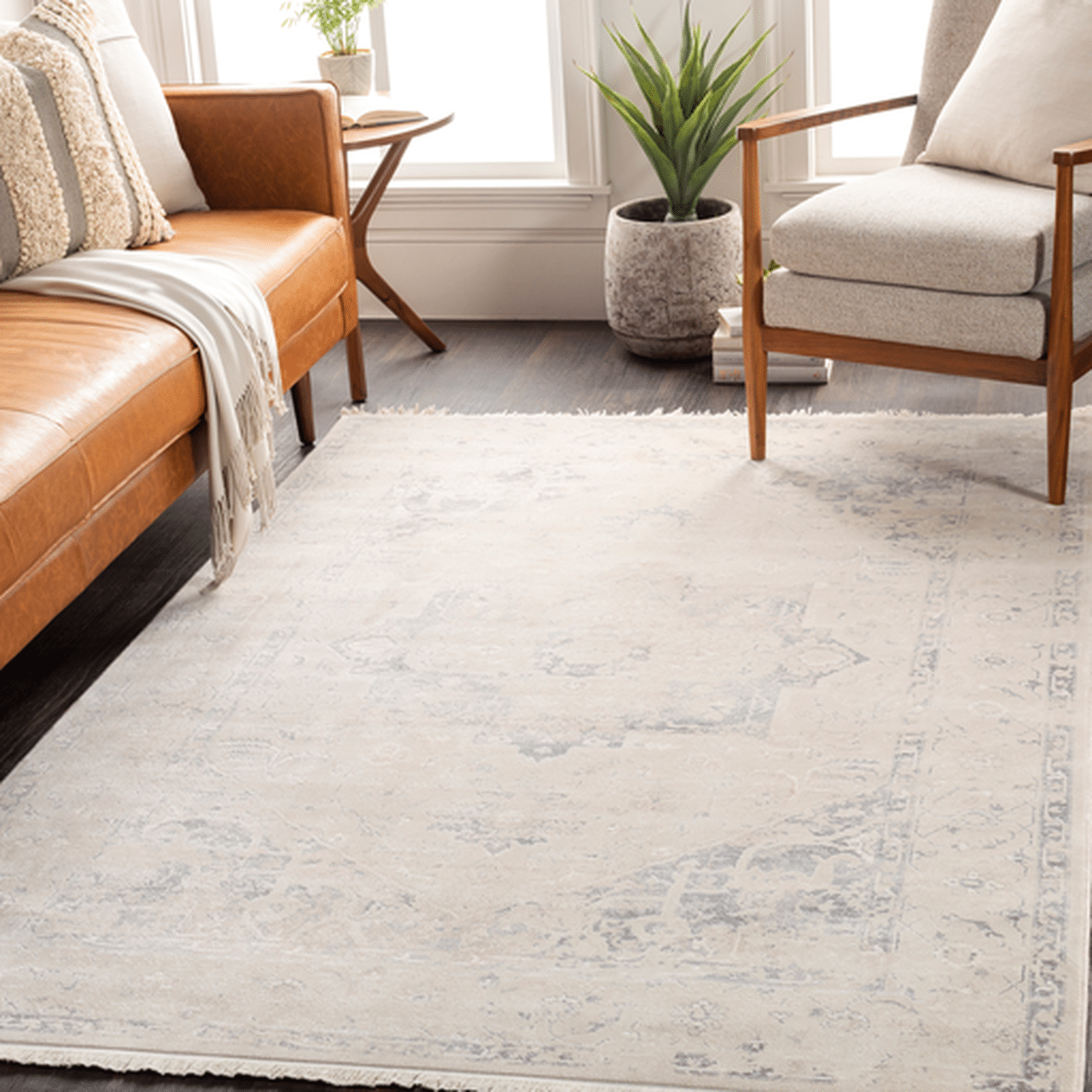 Thorough Boutique Rugs Dibble Area Rug Review for a living room rug from an Interior Designer.