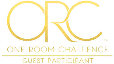 One Room Challenge Spring 2020 Gold Logo