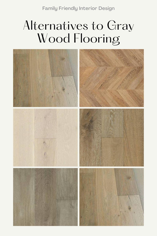 Best Alternatives to Gray Wood Flooring