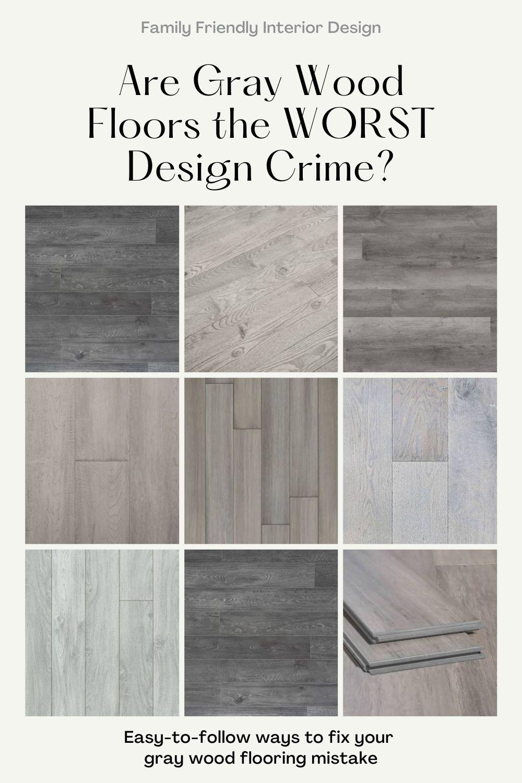 The Best Gray Wood Floors