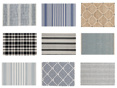 Dash & Albert Entry Rugs