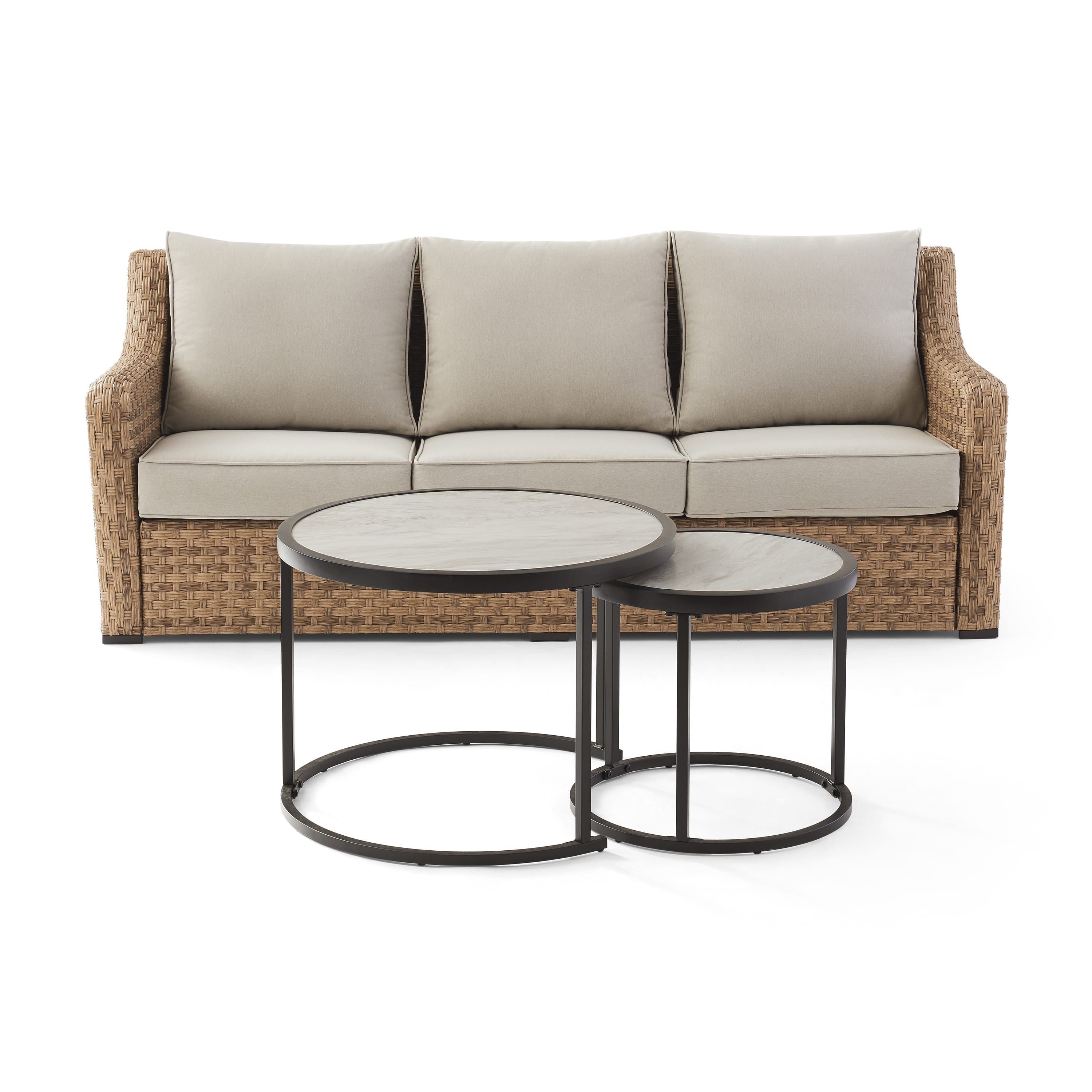 The Number One Affordable Patio Sofa at Walmart