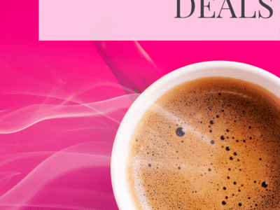 National Coffee Day Deals 2020