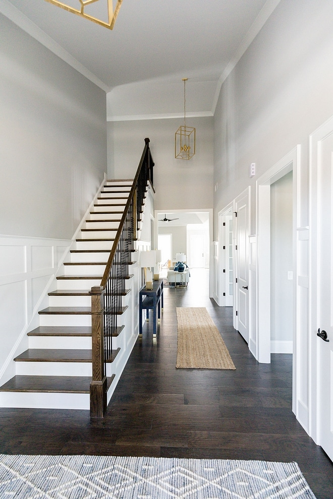 SW Light French Gray Entryway