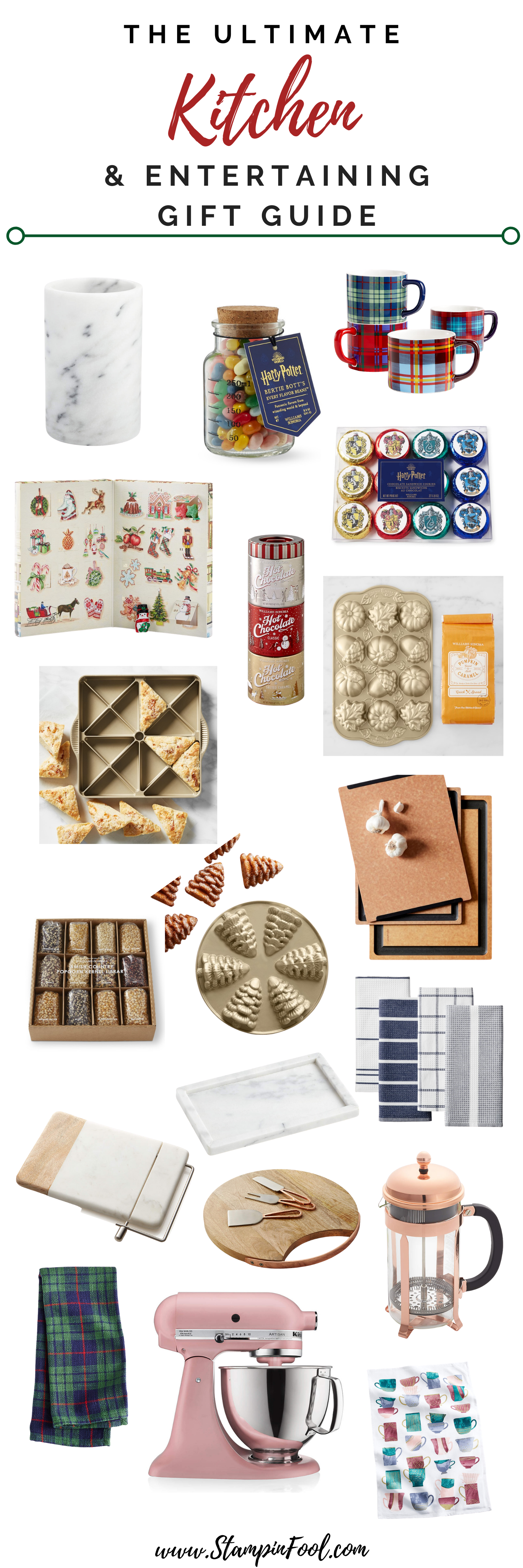The Ultimate Gift Guide for the Kitchen Lover
