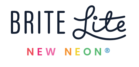 Brite Lite Tribe Neon Signs