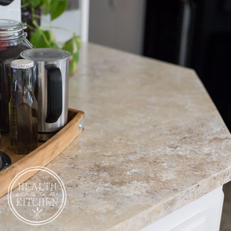 DIY Granite Countertops + 16 other Countertop DIY's