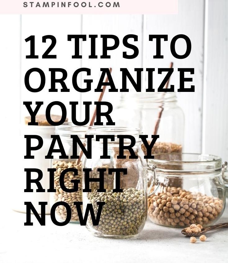 12 Pantry Organization Tips_2021