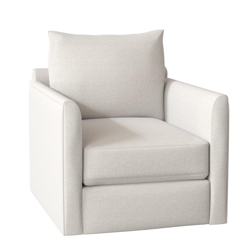 Best Swivel Chair: Amelia Swivel from Wayfair $500