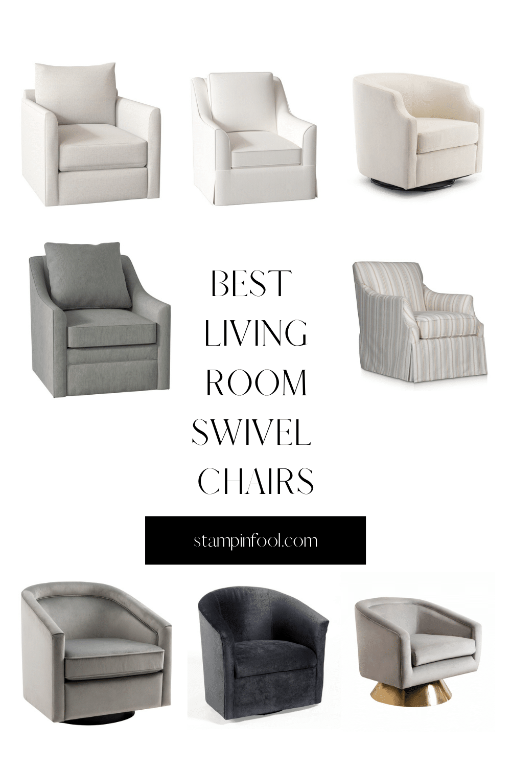 Best Living Room Swivel Chairs 2021