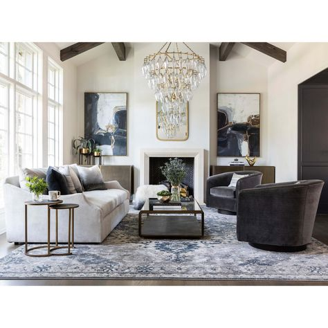 High Fashion Home Examples of Swivel Chair: Under $500
