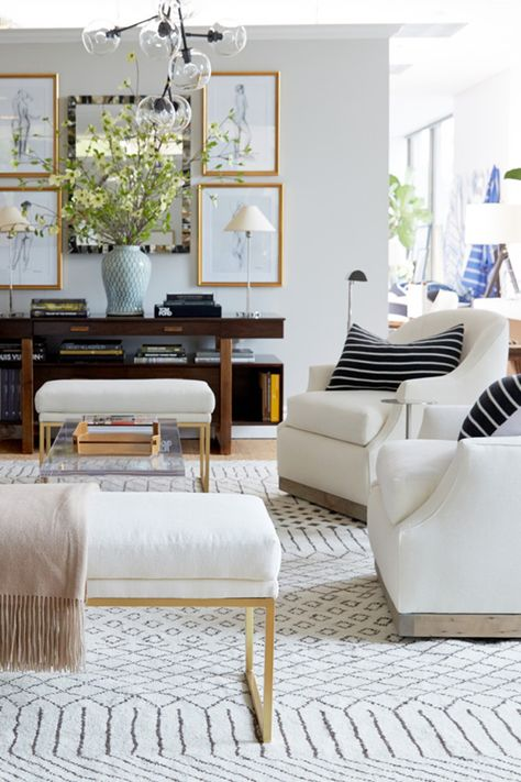 How to Layout Living Room Chairs