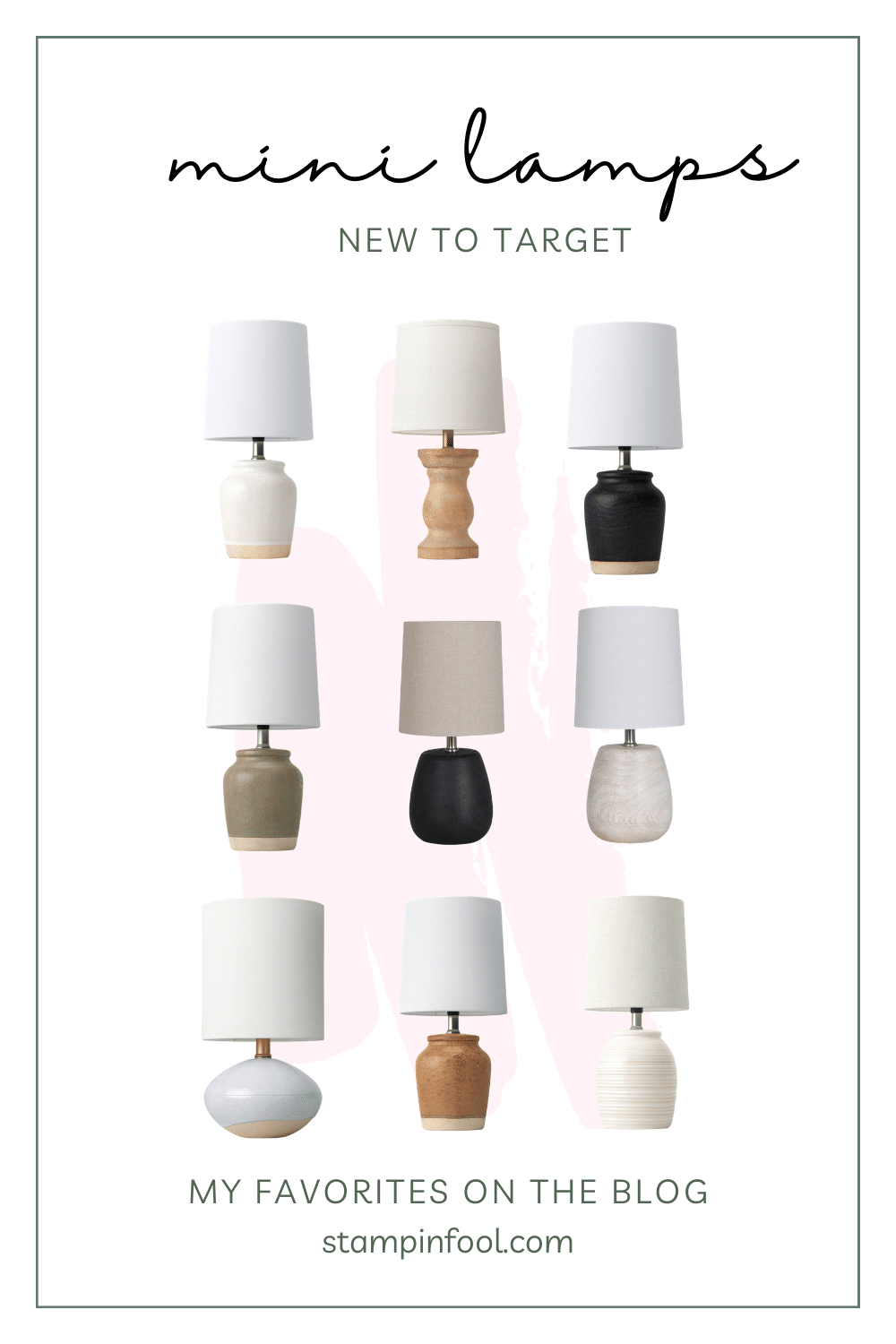 Tips to Make Mini Lamps Look Expensive