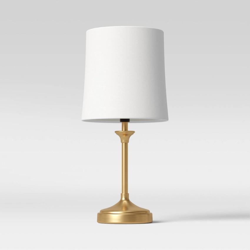 Mini Brass Stick Lamp - Threshold™
