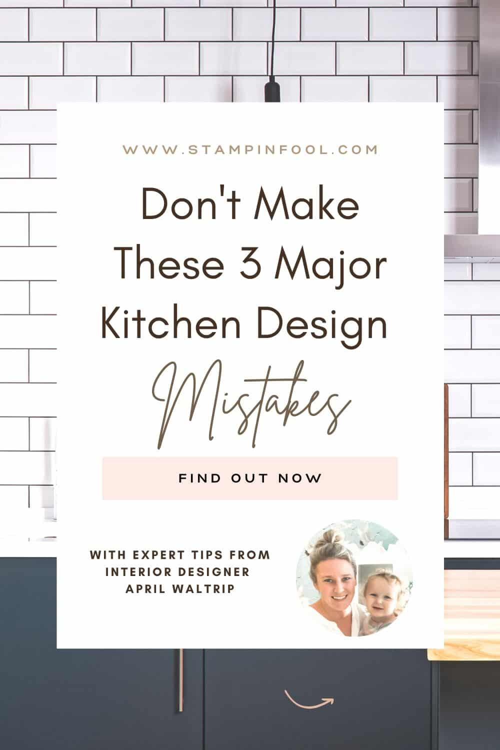 Don't Make These 3 Major Kitchen Renovation or Kitchen Design Mistakes
