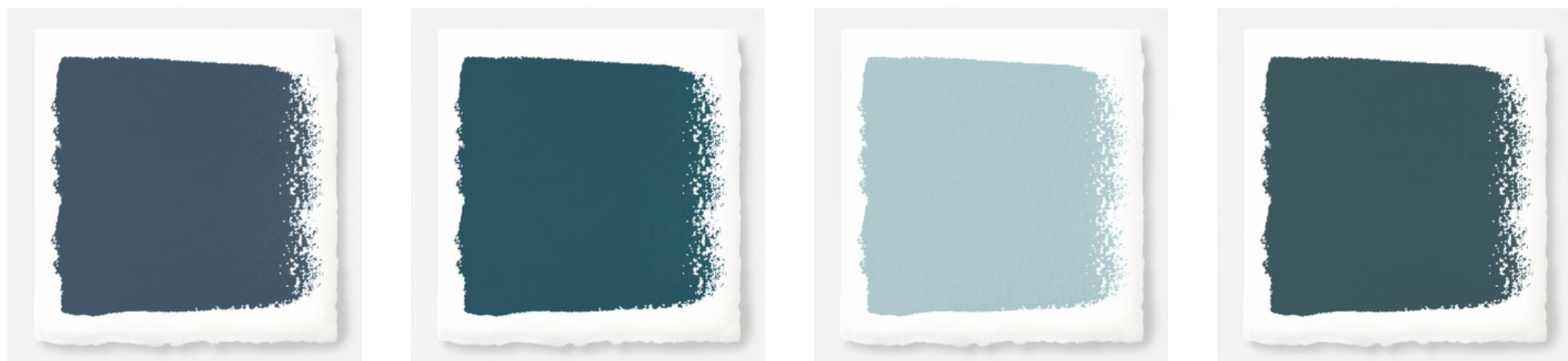 Joanna Gaines Magnolia Blue Paint Colors