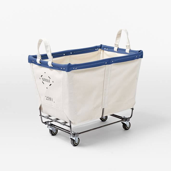Steele Rolling Laundry Cart Review