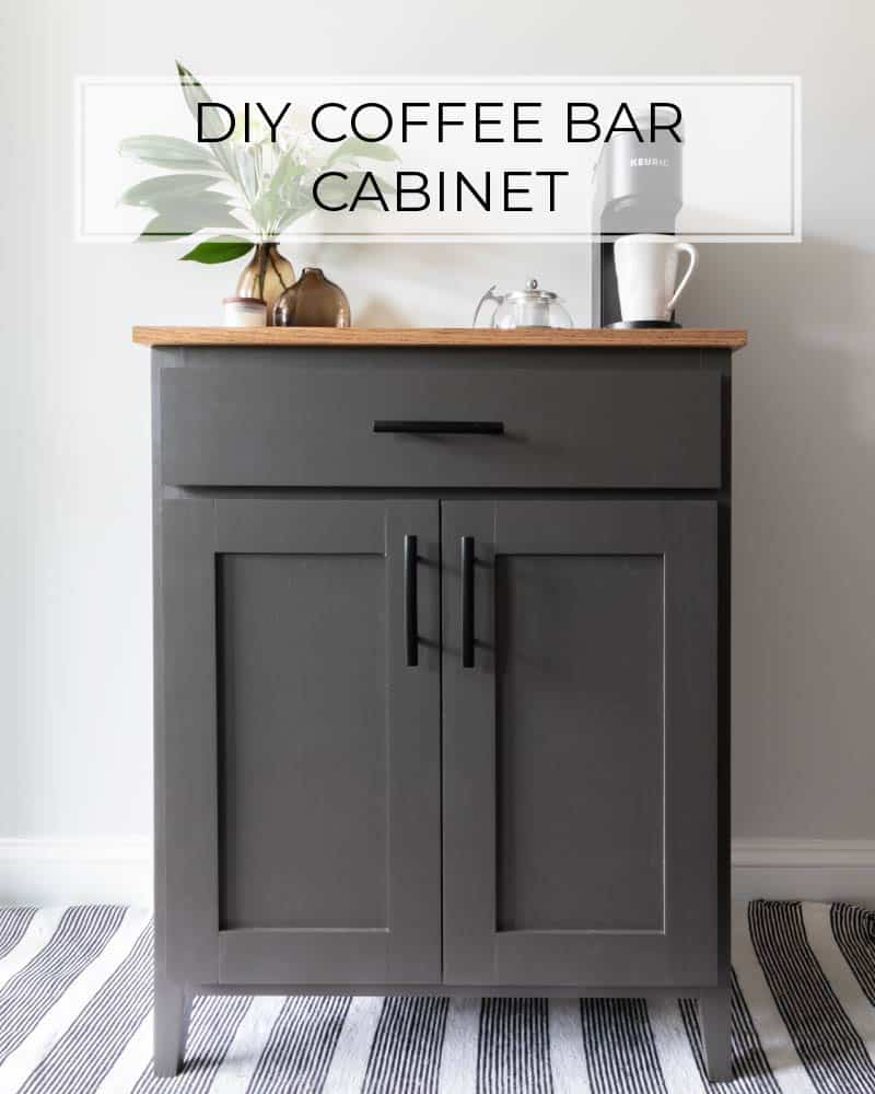 DIY Coffee Bar Plans for the Sunday 7 Roundup