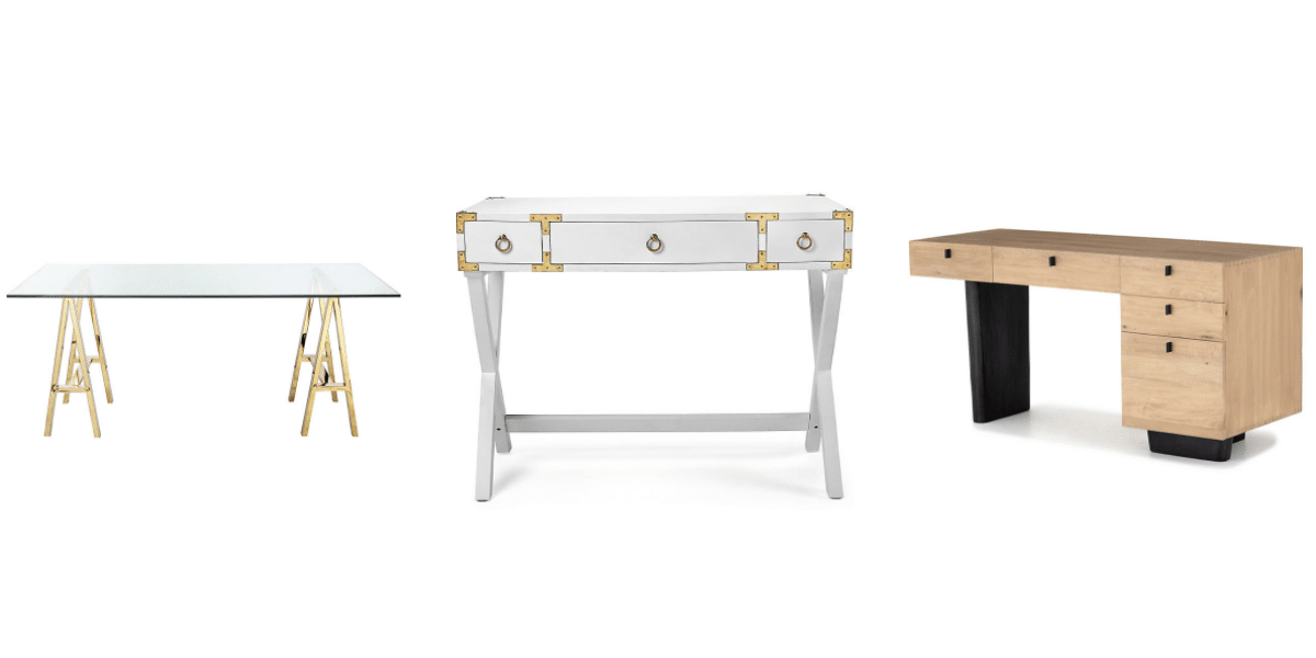 THE BEST WORK FROM HOME & HOME OFFICE DESKS AVAILABLE FOR QUICK ORDERING