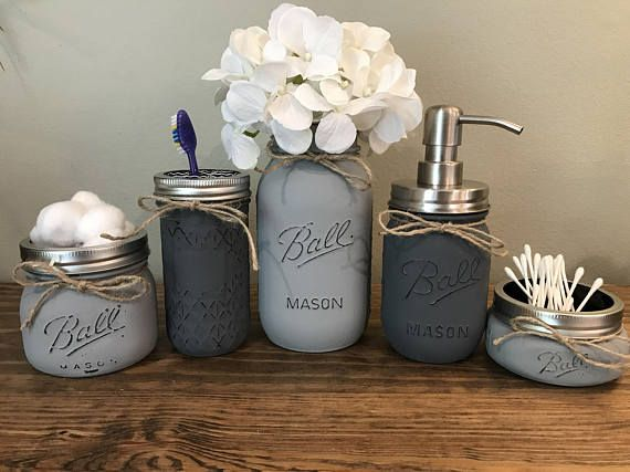 Outdated Decorating Trends: HATE IT- Mason Jar Crafts
