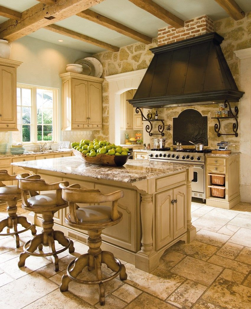 Outdated Decorating Trends: Tuscan Kitchens