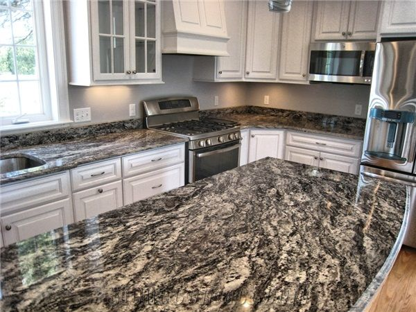 Are granite countertops outdated? YES. Outdated Decorating Trends: Granite Countertops. Instead check out what material we are using.