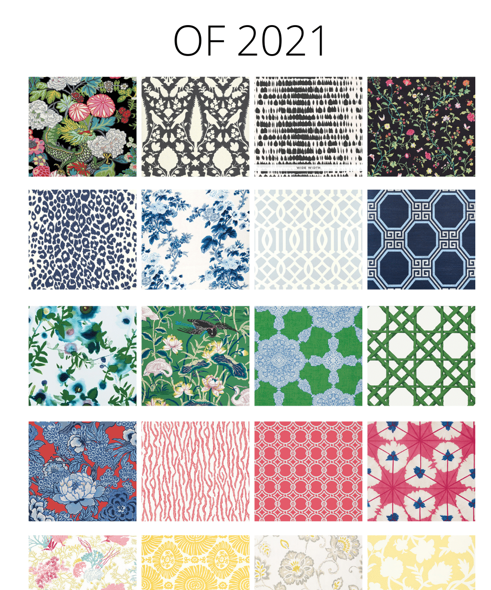 THE BEST WALLPAPER OF 2021 ROUNDUP IN EVERY COLOR