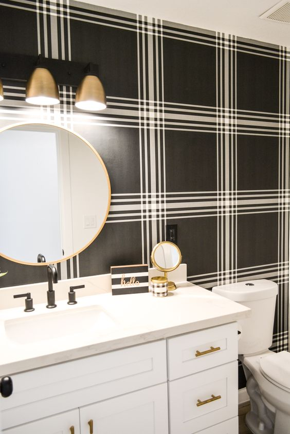 I plaid outdated? NO.  Outdated Decorating Trends, Part 2 See the ways you can use plaid in modern home decor.