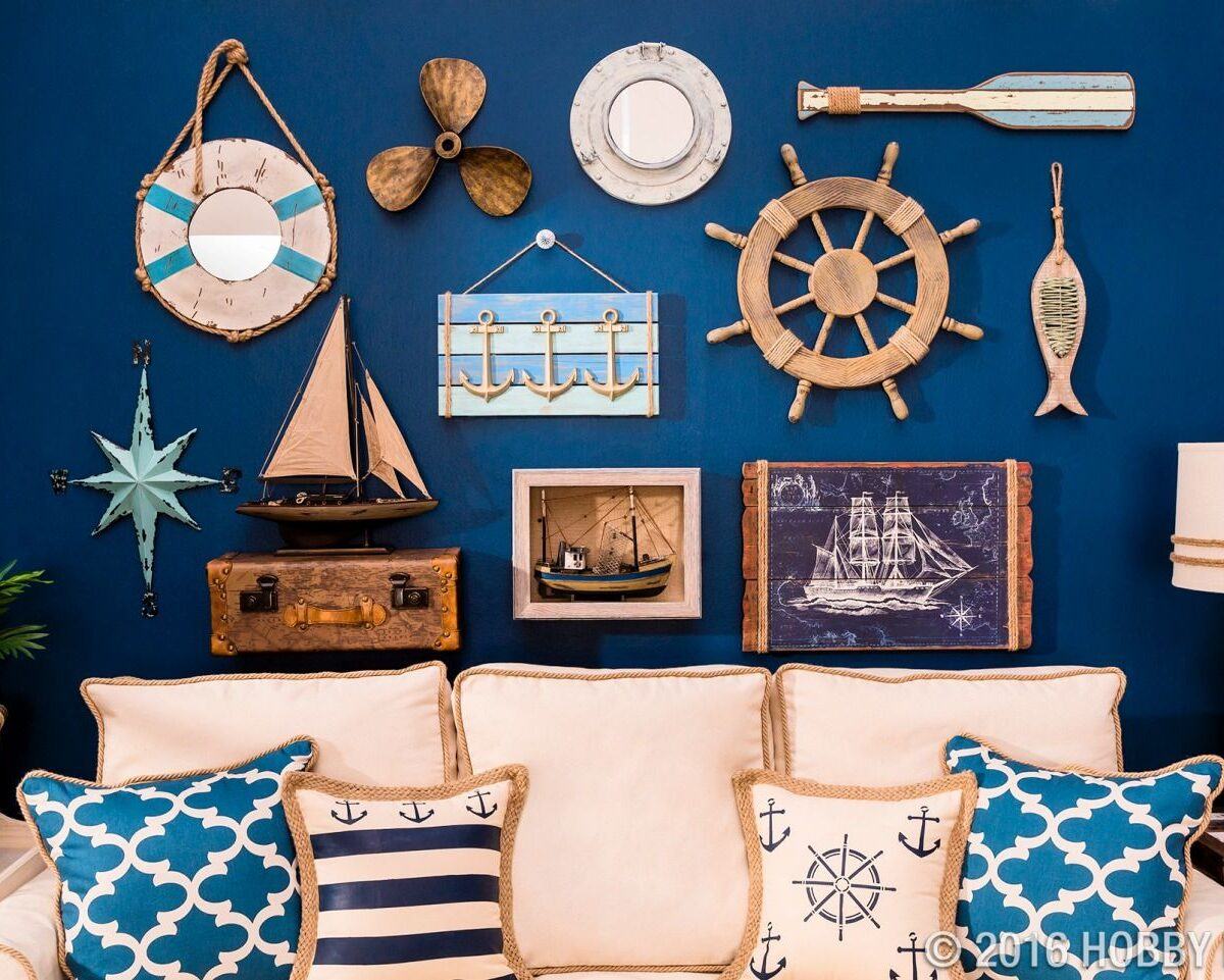 Outdated Decorating Trends: Nautical Themed Rooms