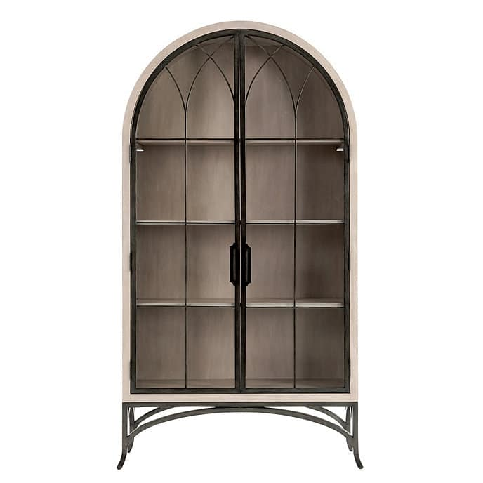 The Best Modern Glass Door Cabinets, Black Display Cabinets and Arched Cabinets in 2021