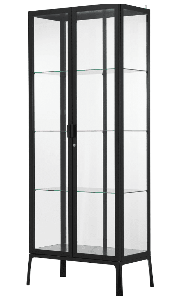 IKEA Glass Door Cabinets