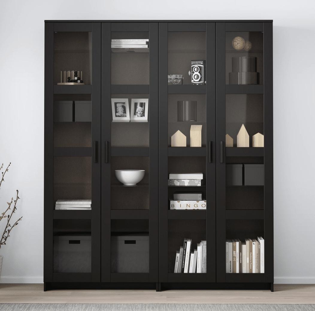 Best IKEA Glass Door Cabinets in 2021