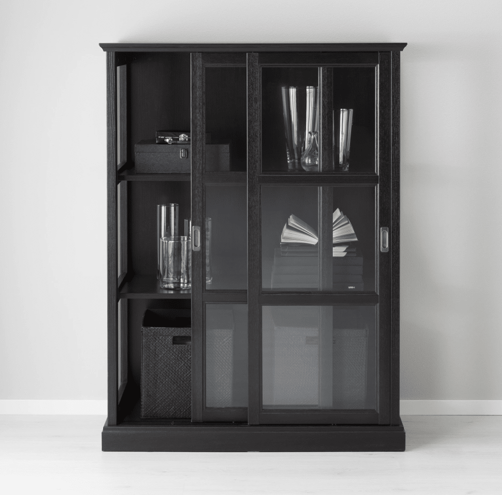 Best Ikea Glass Door Cabinets 2021