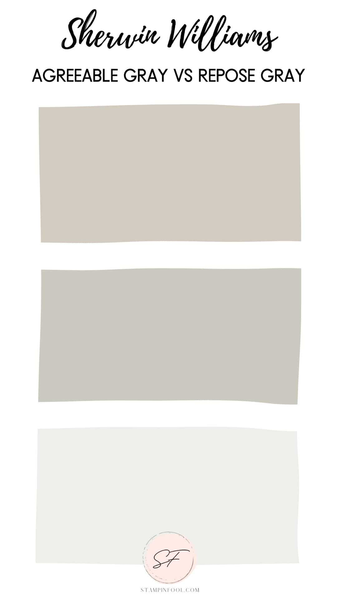 Agreeable Gray v Repose Gray Paint: Everything You Need to Know