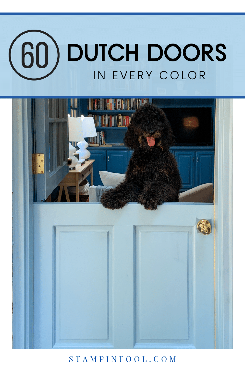 THE TIMELESS LOOK OF A DUTCH DOORS + OUR GORGEOUS DUTCH DOOR & MORE