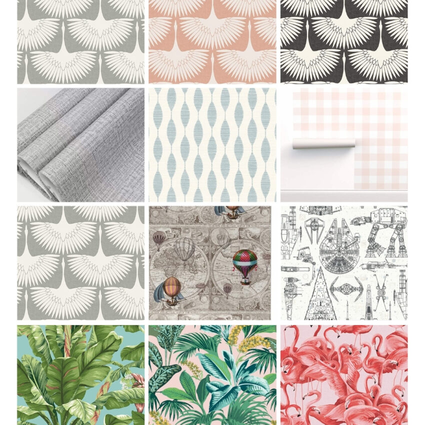 BEST OF AMAZON Peel and Stick Removable Wallpaper