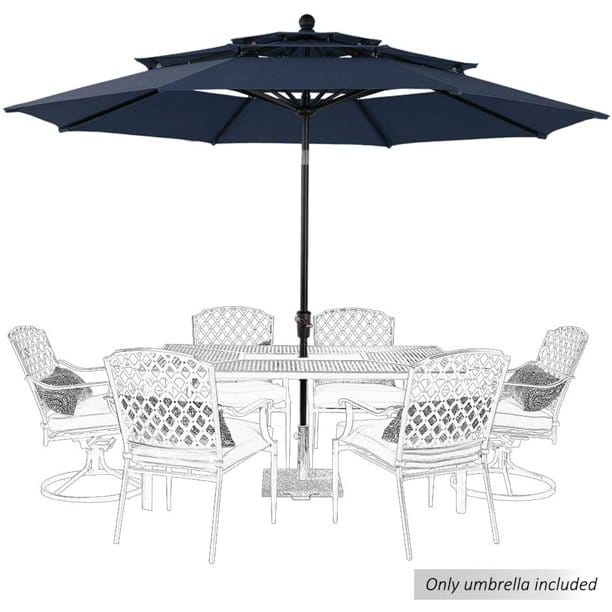Round up of Table Umbrellas for 2021