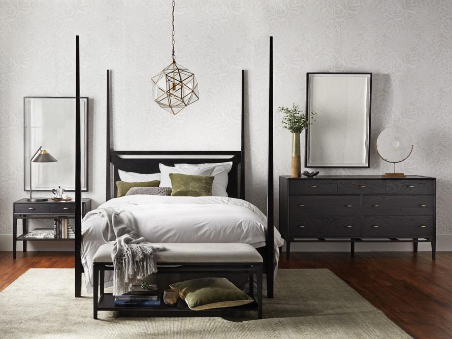 Transitional Bedroom Design